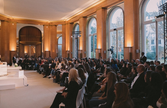 The 2017 edition of the Vogue Fashion Festival at the Palais Potocki in Paris