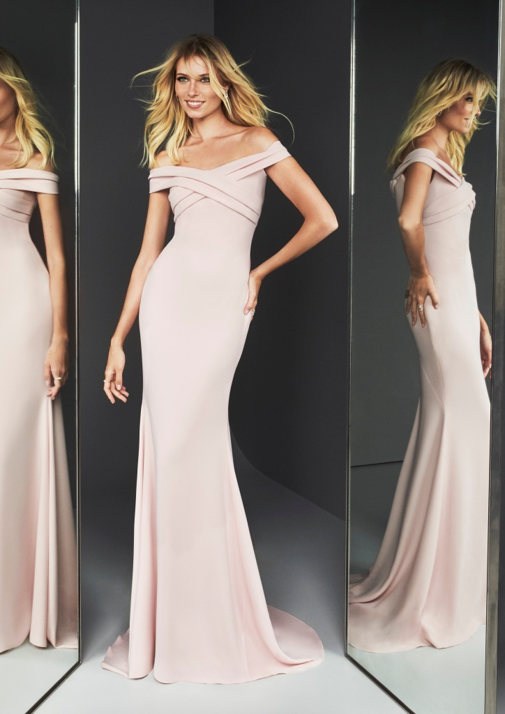 """A ball gown from Pronovias' """"Evening Essentials"""" capsule collection."""
