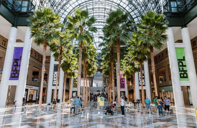 Brookfield Place in lower Manhattan.