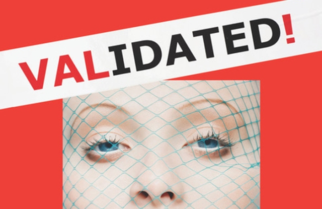 Validated! The Makeup of Val Garland book cover