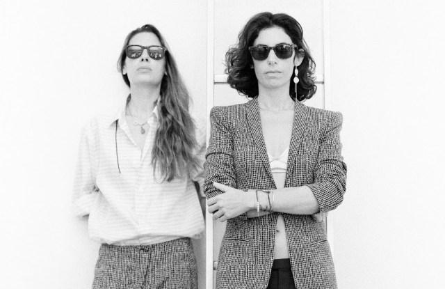 Marta Caffarelli and Viola Naj-Oleari