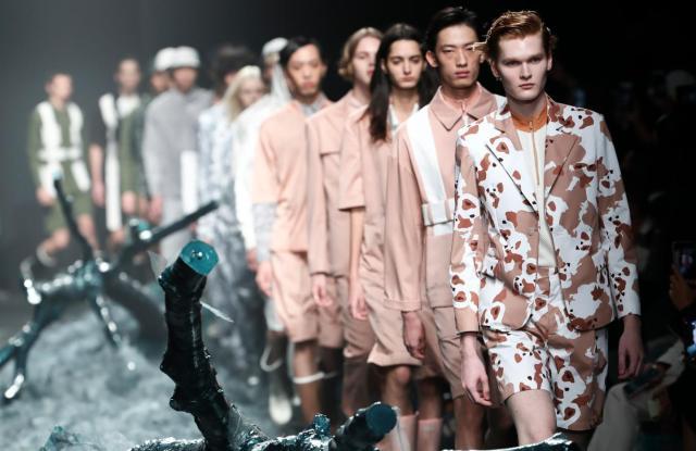 Shanghai Fashion Week Spring 2019