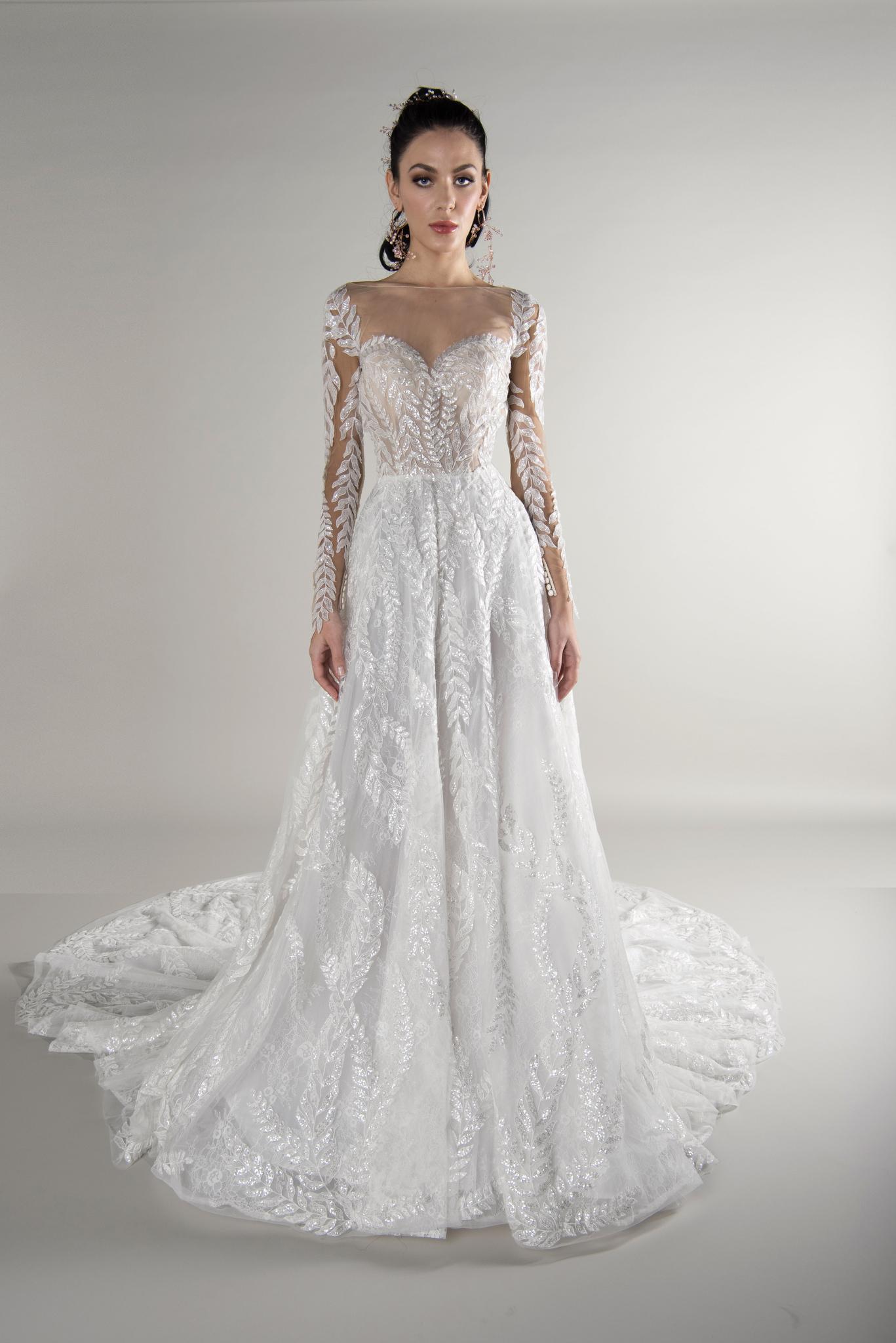 Yumi Katsura Fall 2019 Bridal