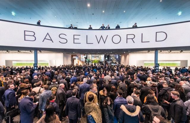Baselworld fair