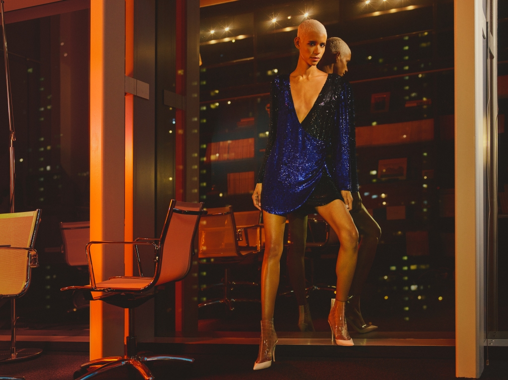 Net-a-Porter's holiday campaign