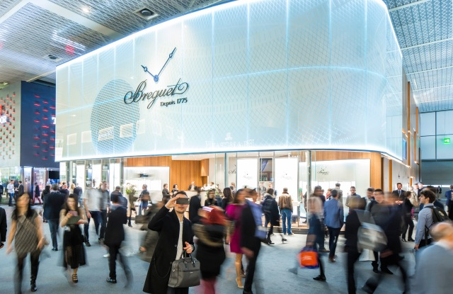 Baselworld exhibitor Breguet is among Swatch group brands that won't attend the fair next year