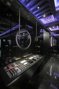 The new Serge Lutens boutique.