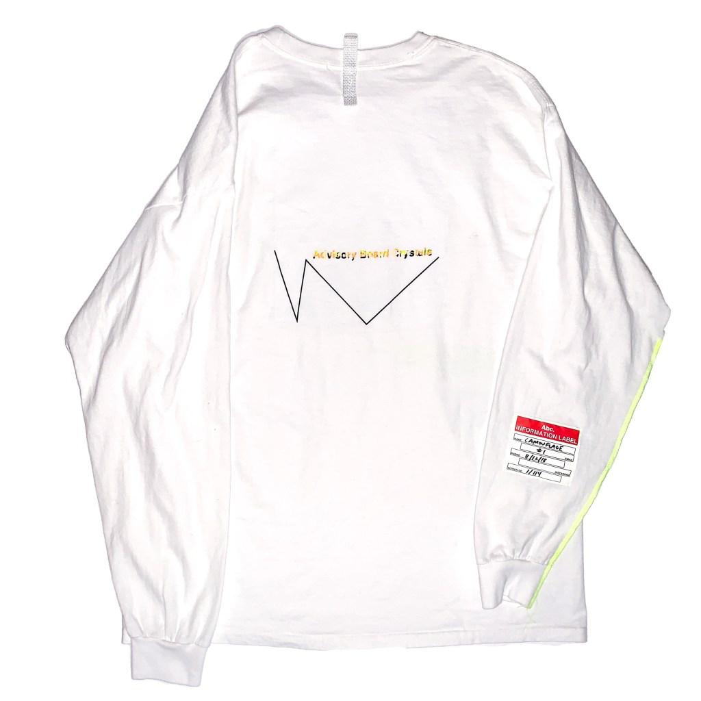 Advisory Board Crystals shirt.
