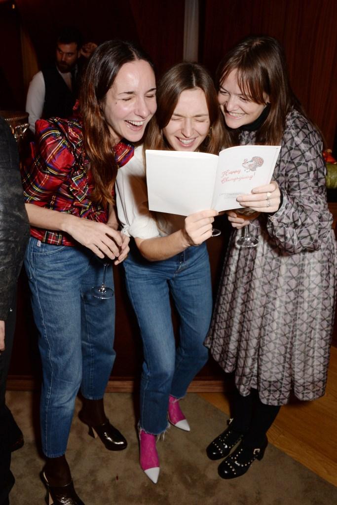 Serafina Sama, Valentine Fillol-Cordier and Leith Clarke