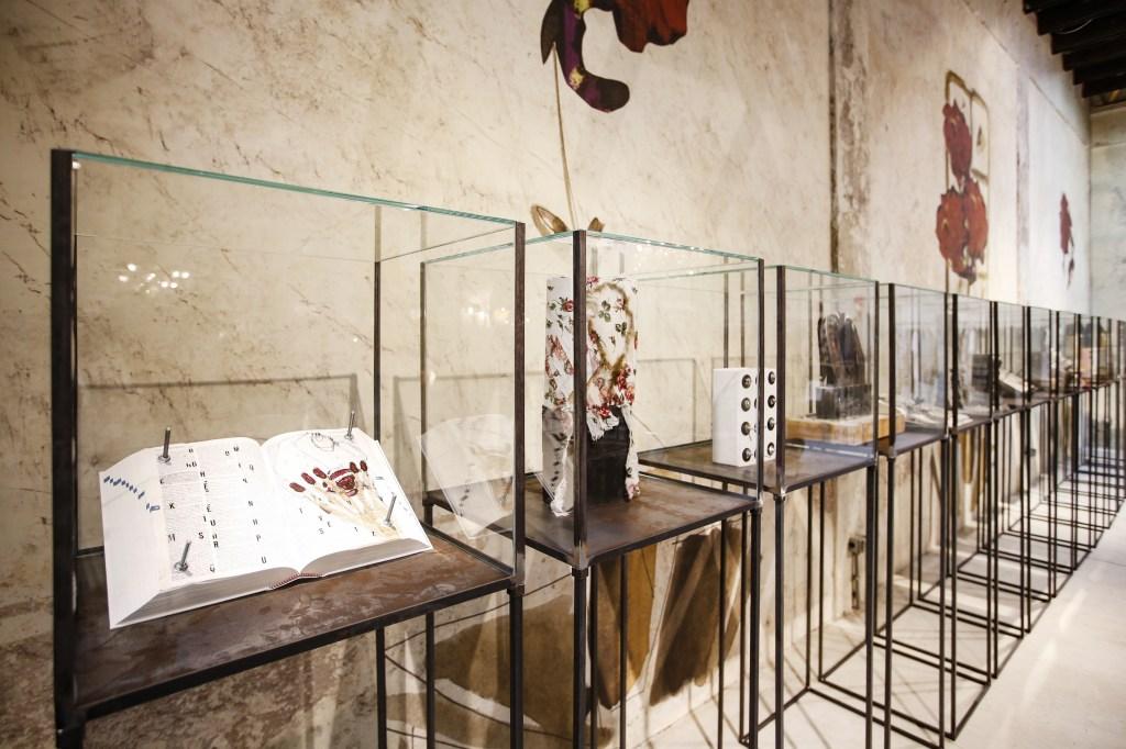 Antonio Marras project for Zanichelli