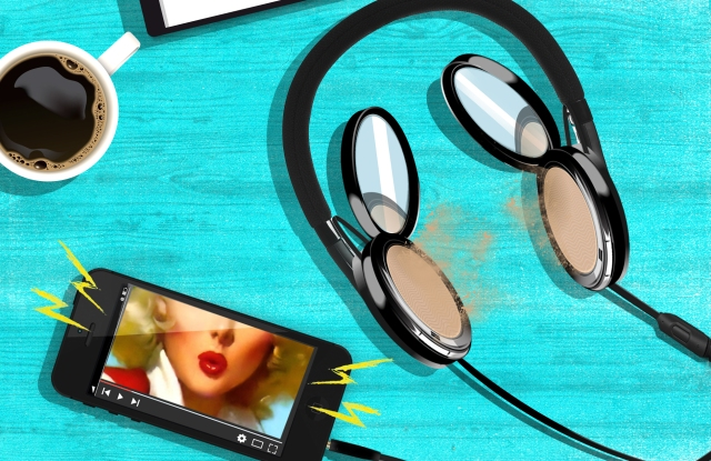 In pursuit of new audiences, beauty brands are passing the aux cord to streaming services for both advertising and content creation.