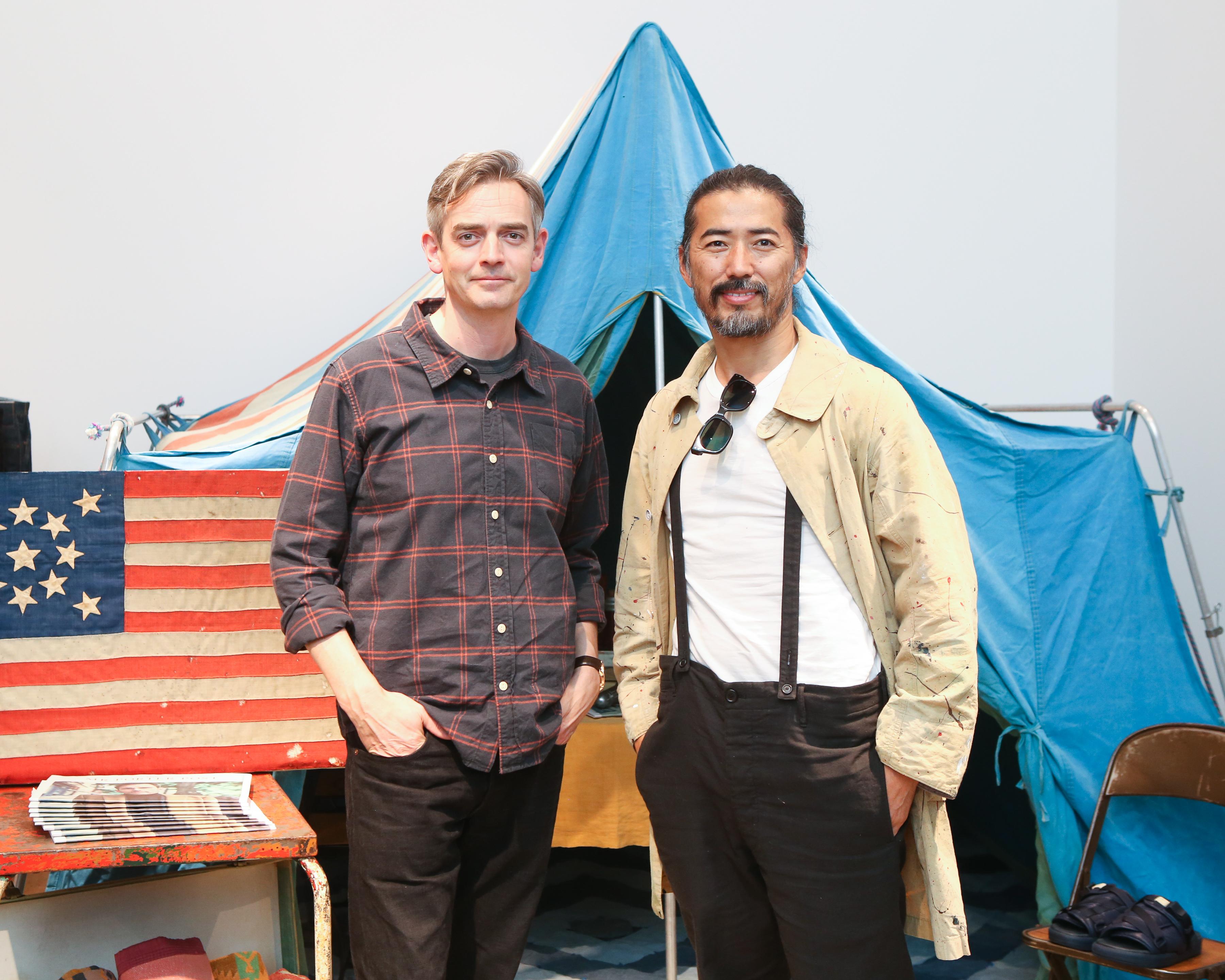 Toby Bateman, Hiroki Nakamura