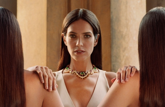 "A Michal Pudelka image featured in Bulgari's ""The Perfume of Gems"" book."