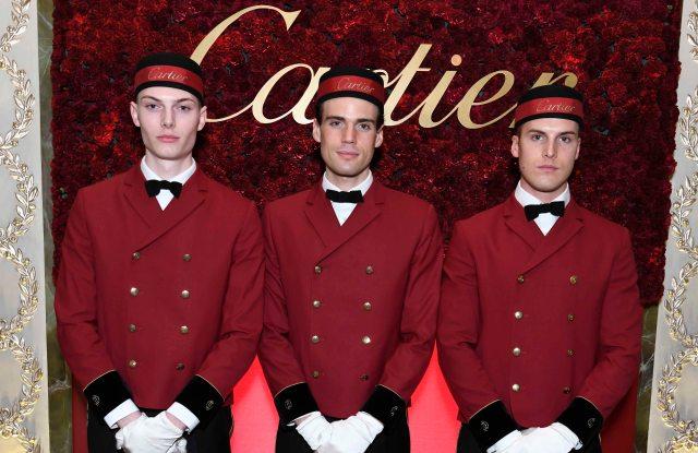 Cartier Bell Boys