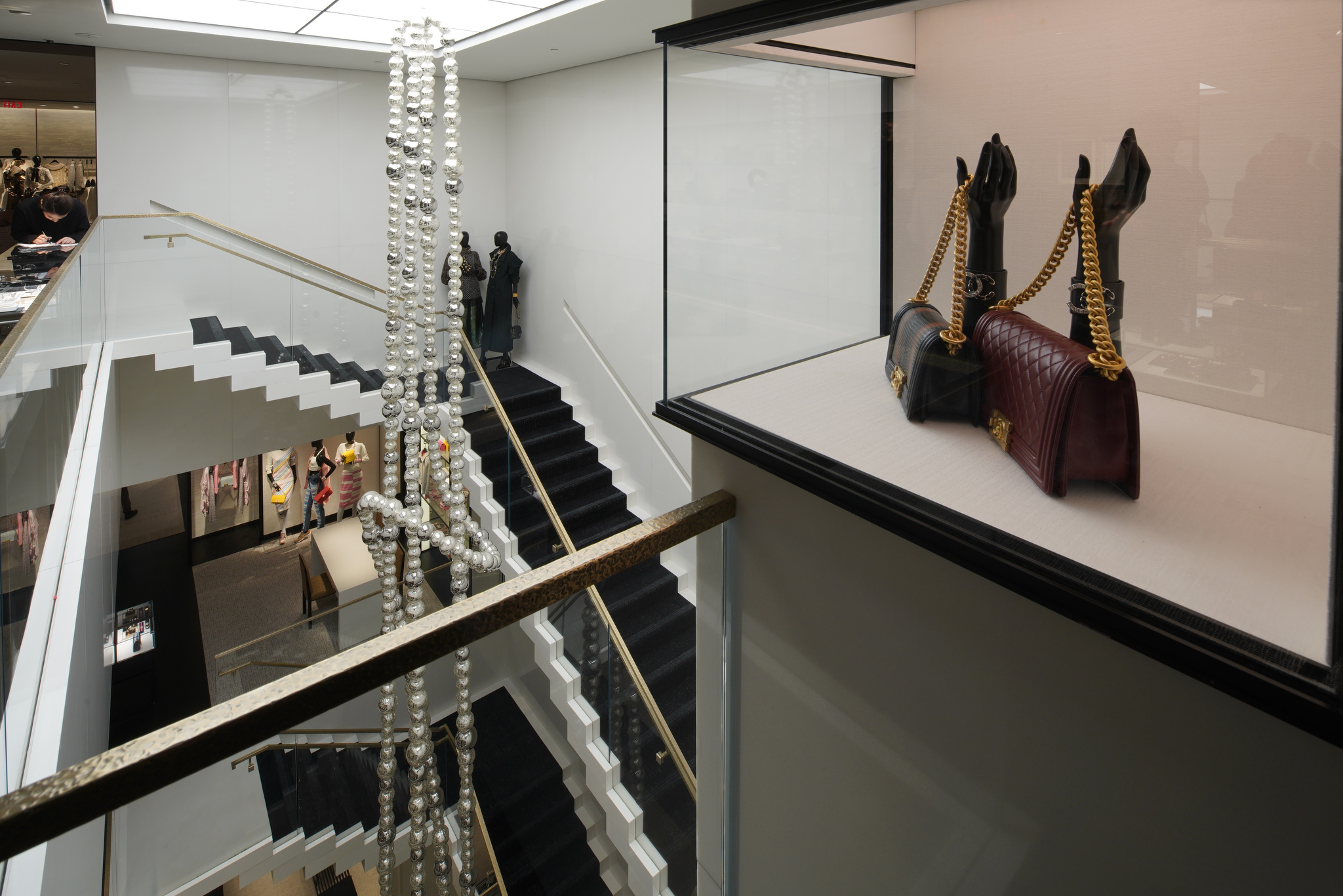 Chanel's Artfully Updated 57th Street Flagship