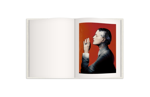 Dauphin and Paolo Roversi's new book.