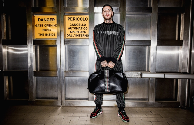 """Bikkembergs """"30"""" capsule collection"""