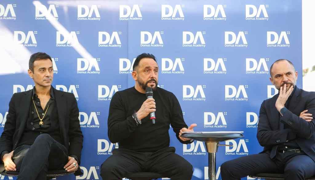 Fabio Novembre, Roberto Riccio and Fabio Siddu.