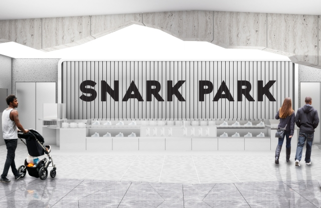 Snark Park will open in March at Hudson Yards.