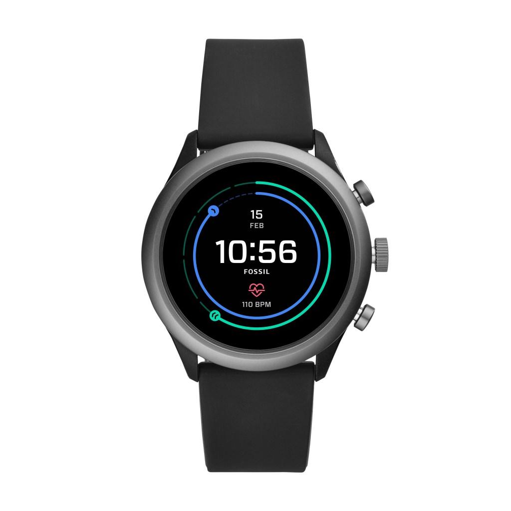 Fossil smartwatch google qualcomm 3100 wearable