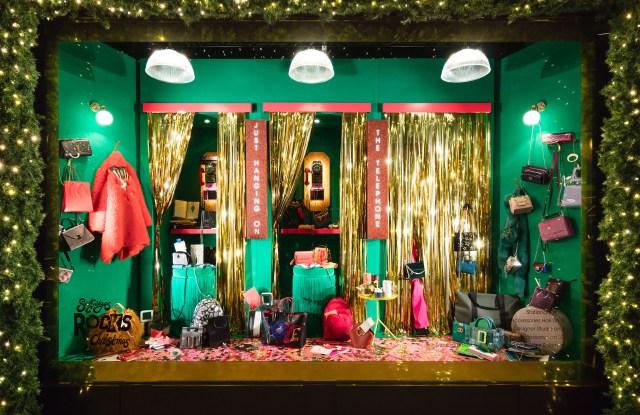 Selfridges Holiday Windows 2018