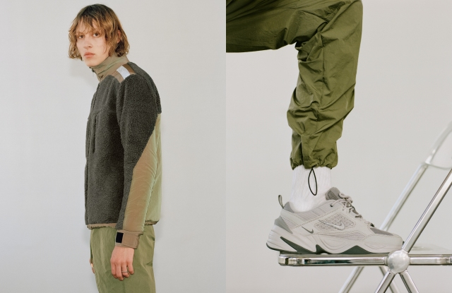 A look from the first John Elliott pre-collection.