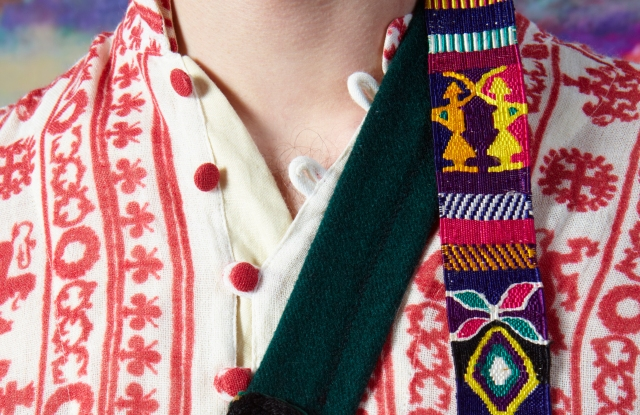 Folkloric looks are expected to become more popular with designers.