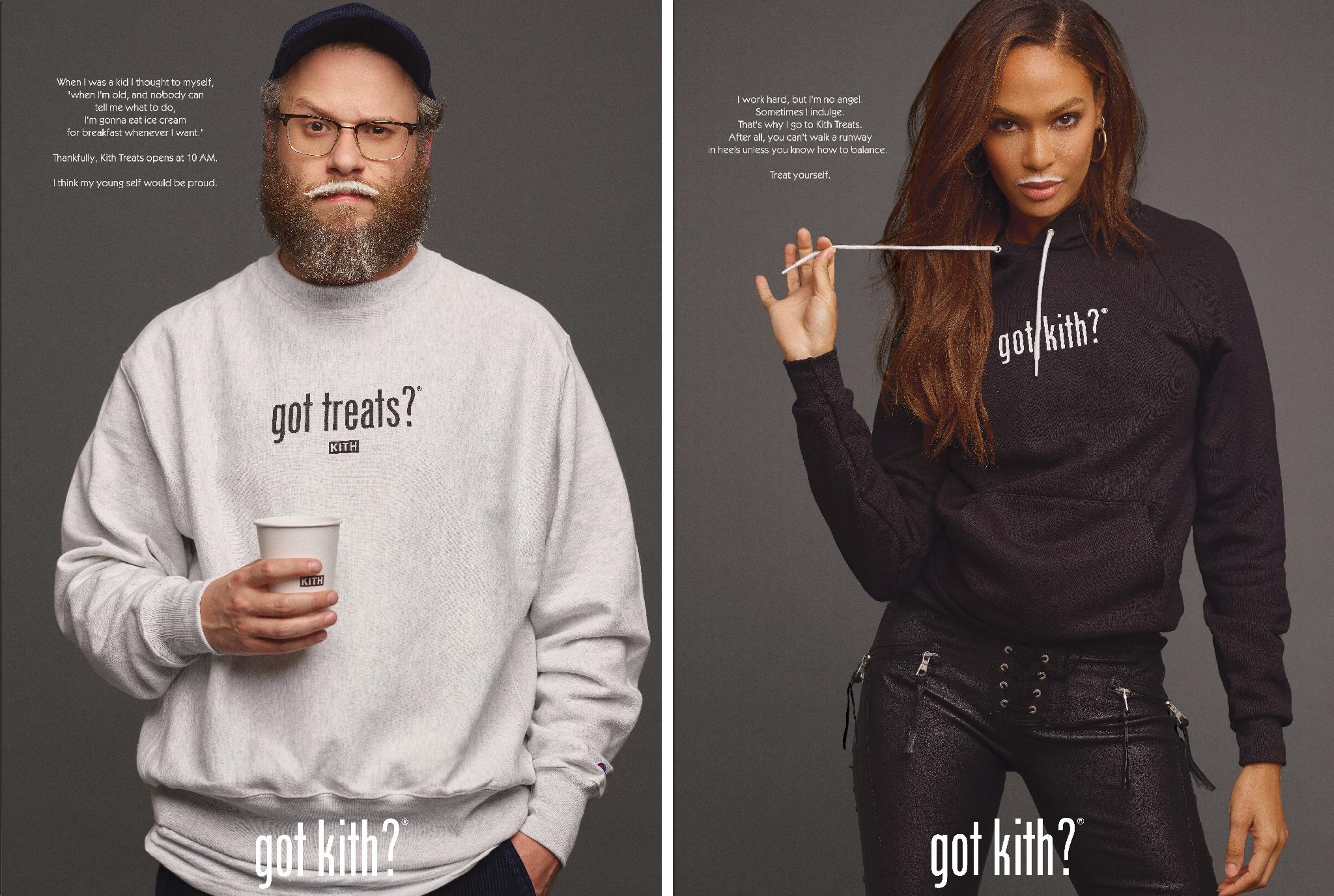 Kith Treats Got milk
