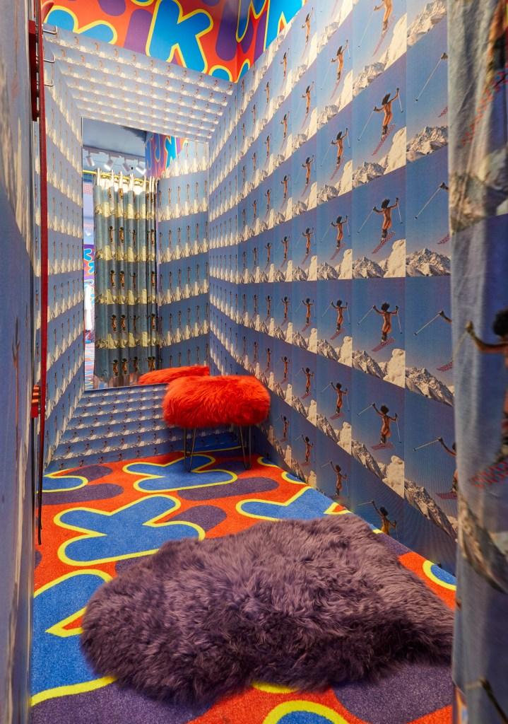 Inside Koi Bird's Marylebone store