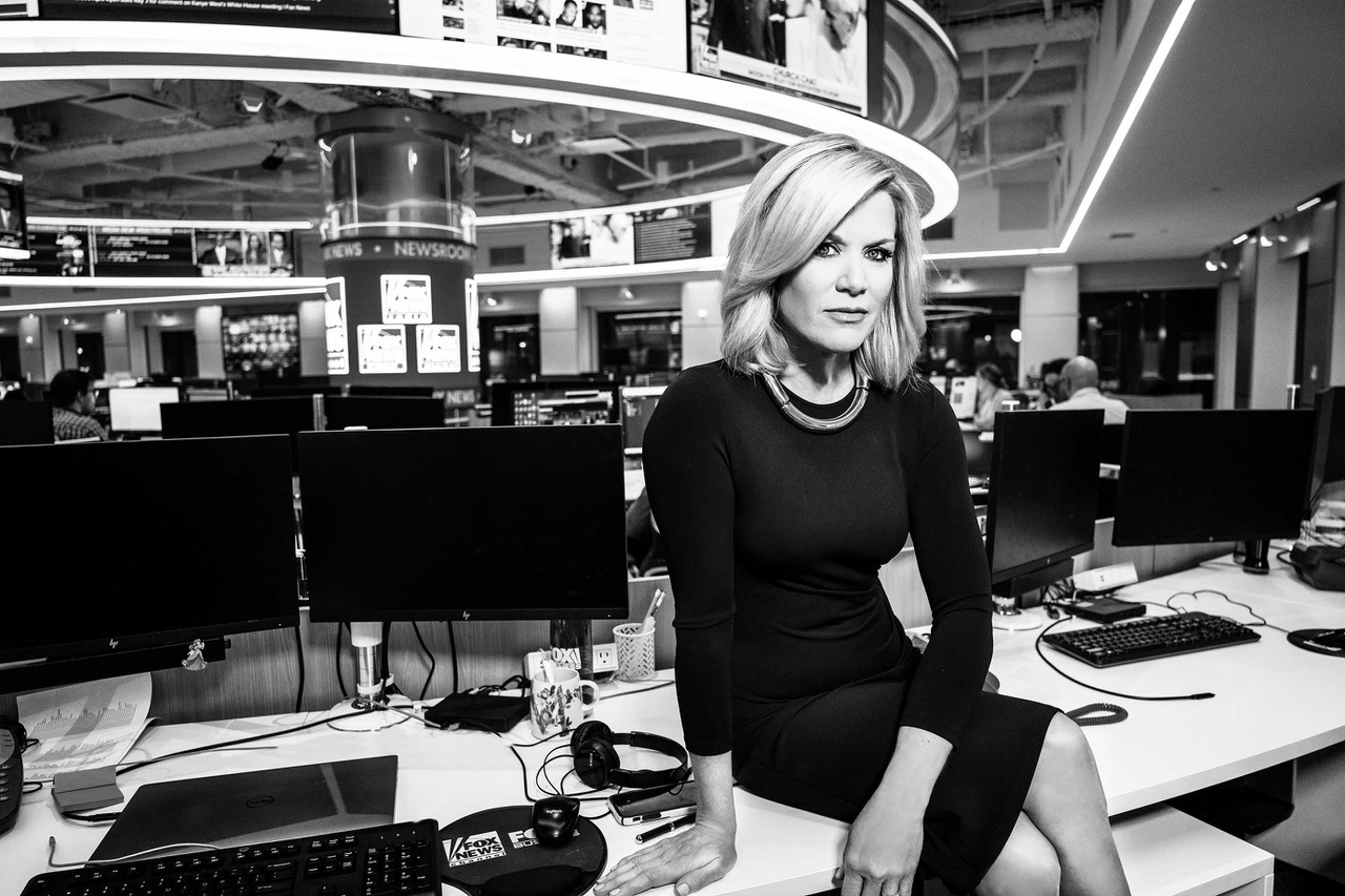 Martha MacCallum of Fox News