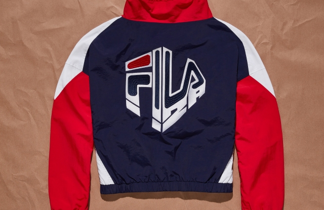 A piece from the German Silva collection by Fila.