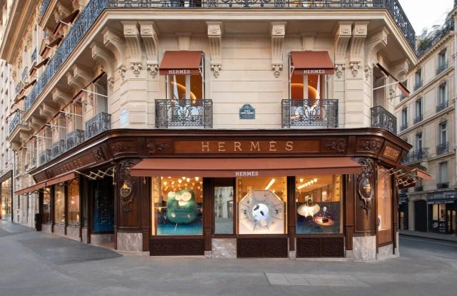 Hermès George V