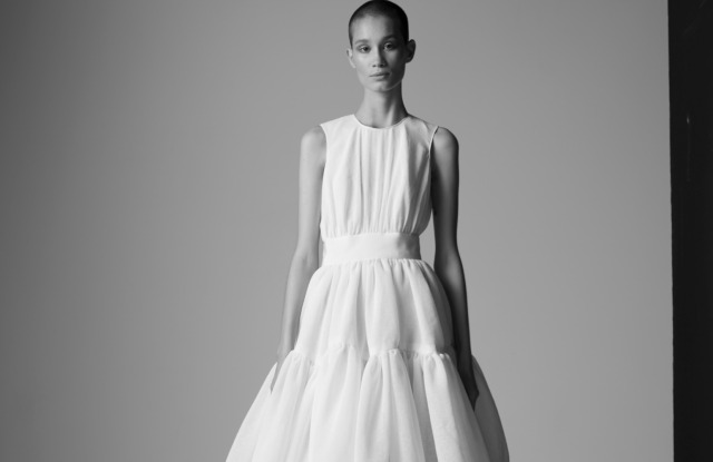 A look from the La Mariée line.