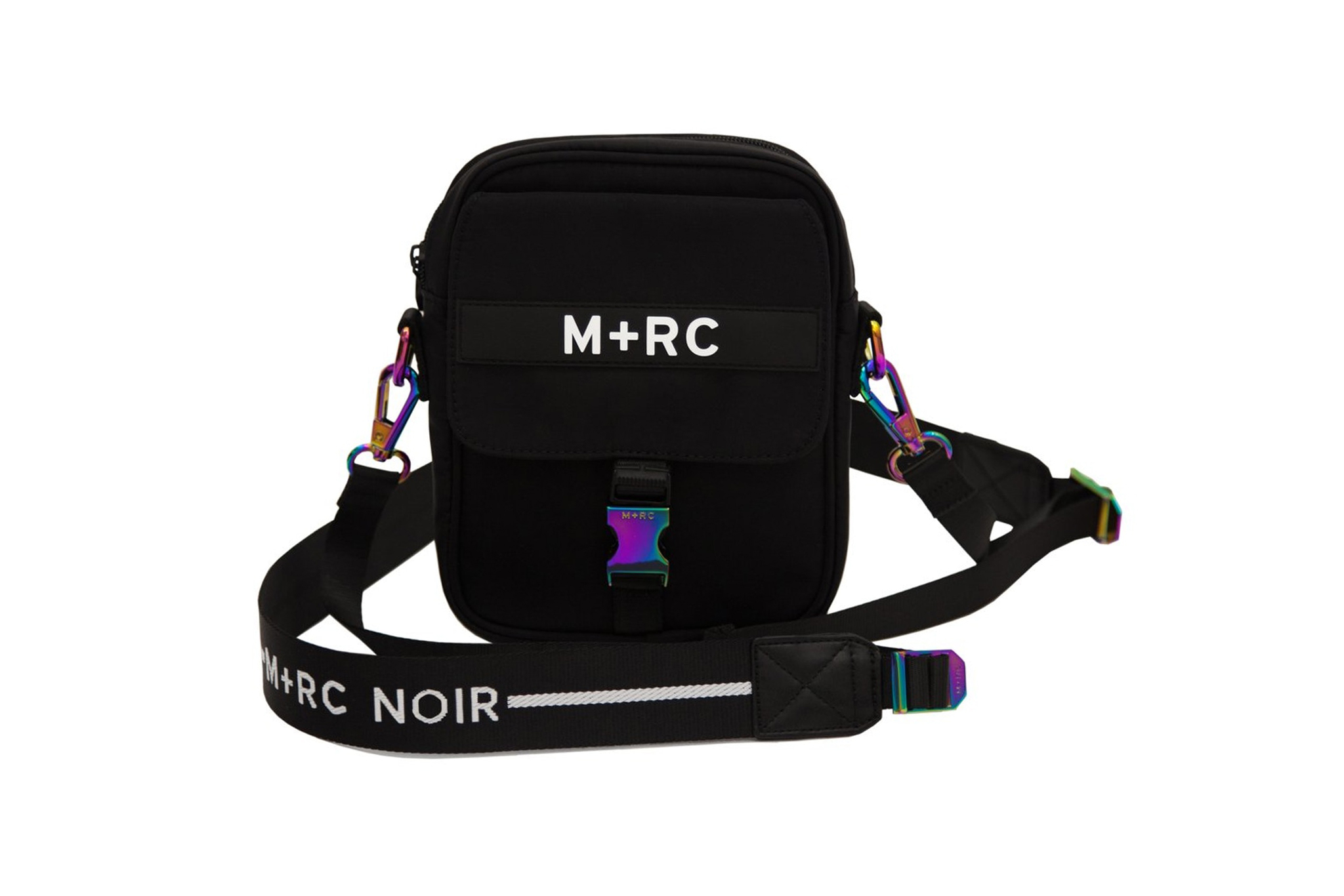MR + C Noir bag