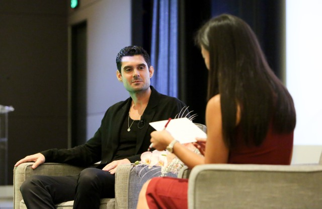 Benjamin Lord, Nars' global executive director of direct-to-consumer and omnichannel marketing, speaks with WWD West Coast bureau chief Marcy Medina.