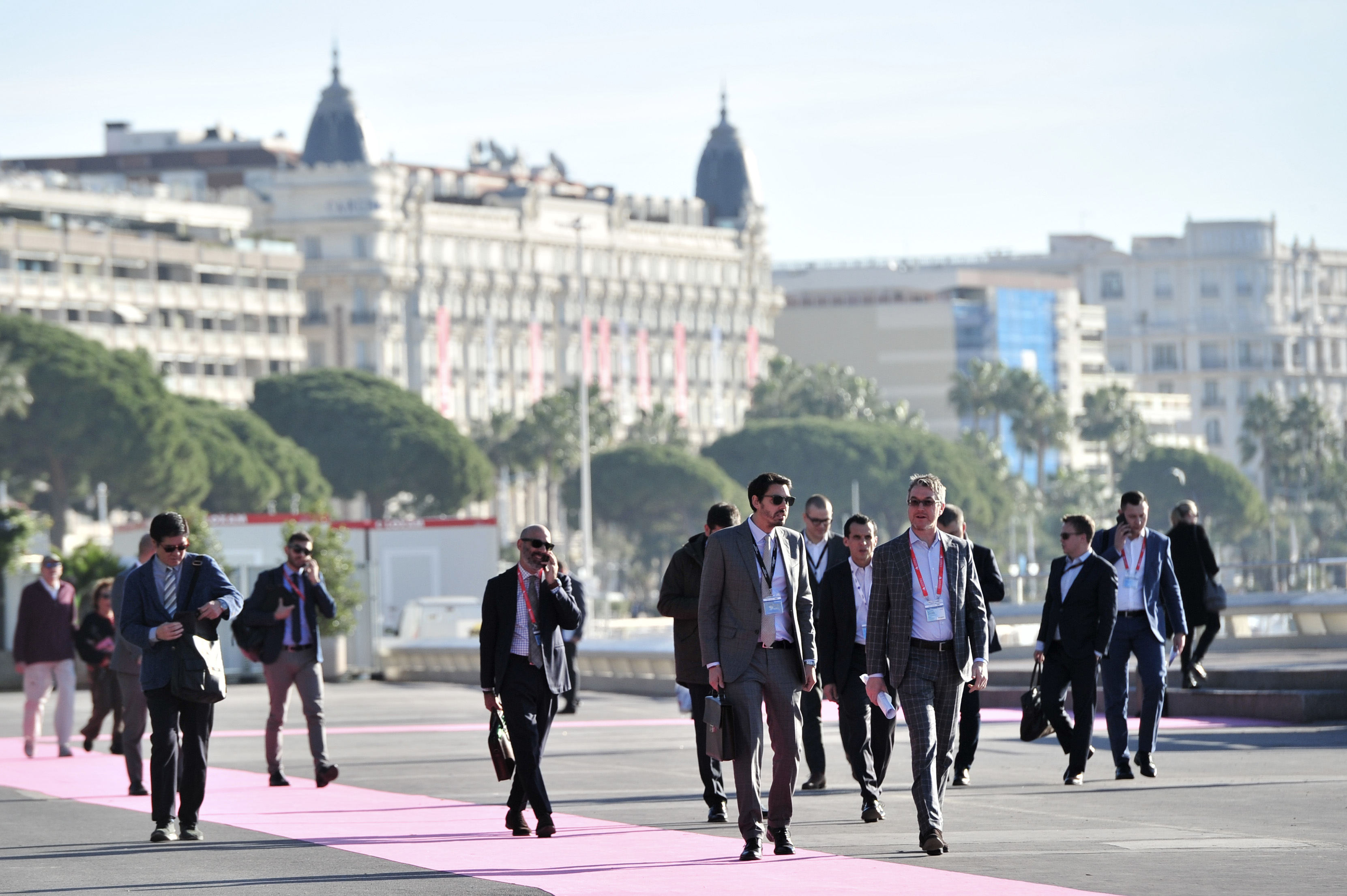 Mapic real estate conference in Cannes, France