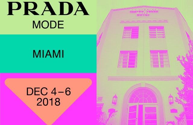 Prada Mode Miami