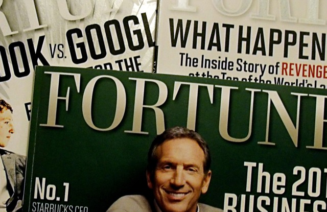 'Fortune' magazineVarious magazines