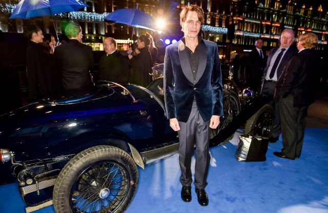 Andre van Noord Bugatti Lifestyle Collections Boutique, London, Britain - 12 Nov 2014