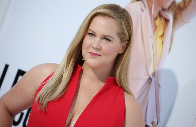 Amy Schumer'I Feel Pretty' film premiere,