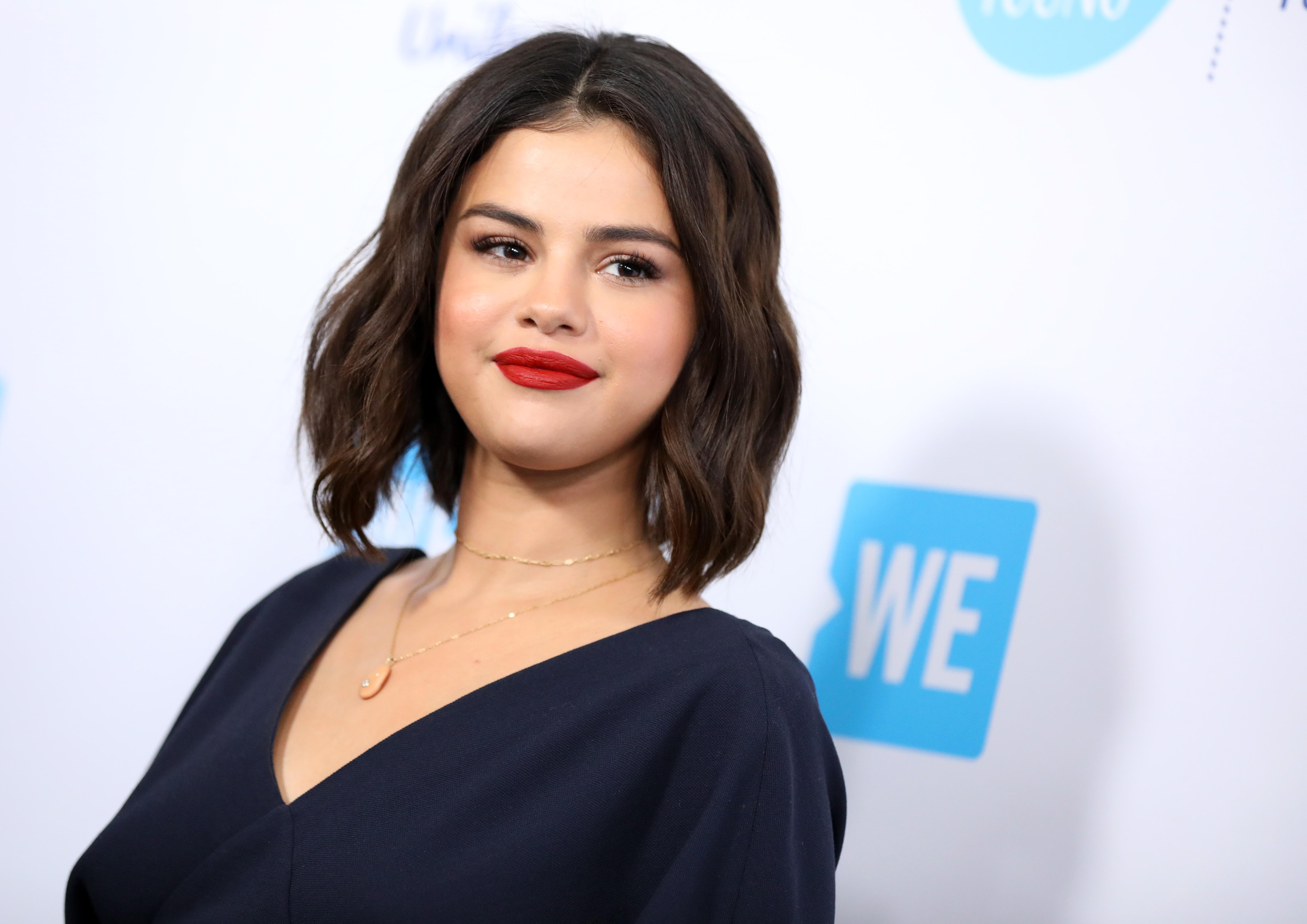 Selena Gomez is Making a Beauty Line