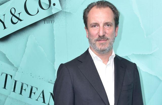 Tiffany & Co.'s Alessandro Bogliolo.