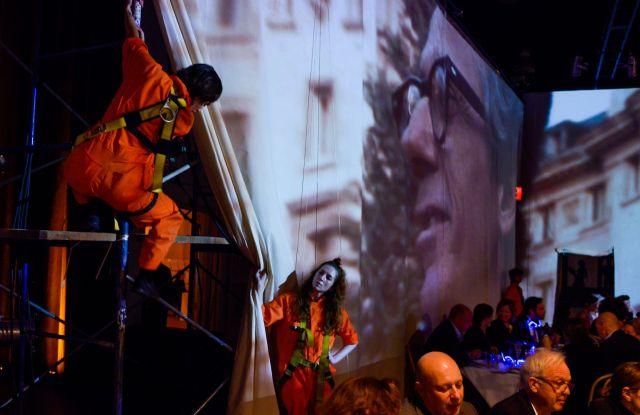 AtmosphereThe Performa Gala, Manhattan, New York, USA - 01 Nov 2018