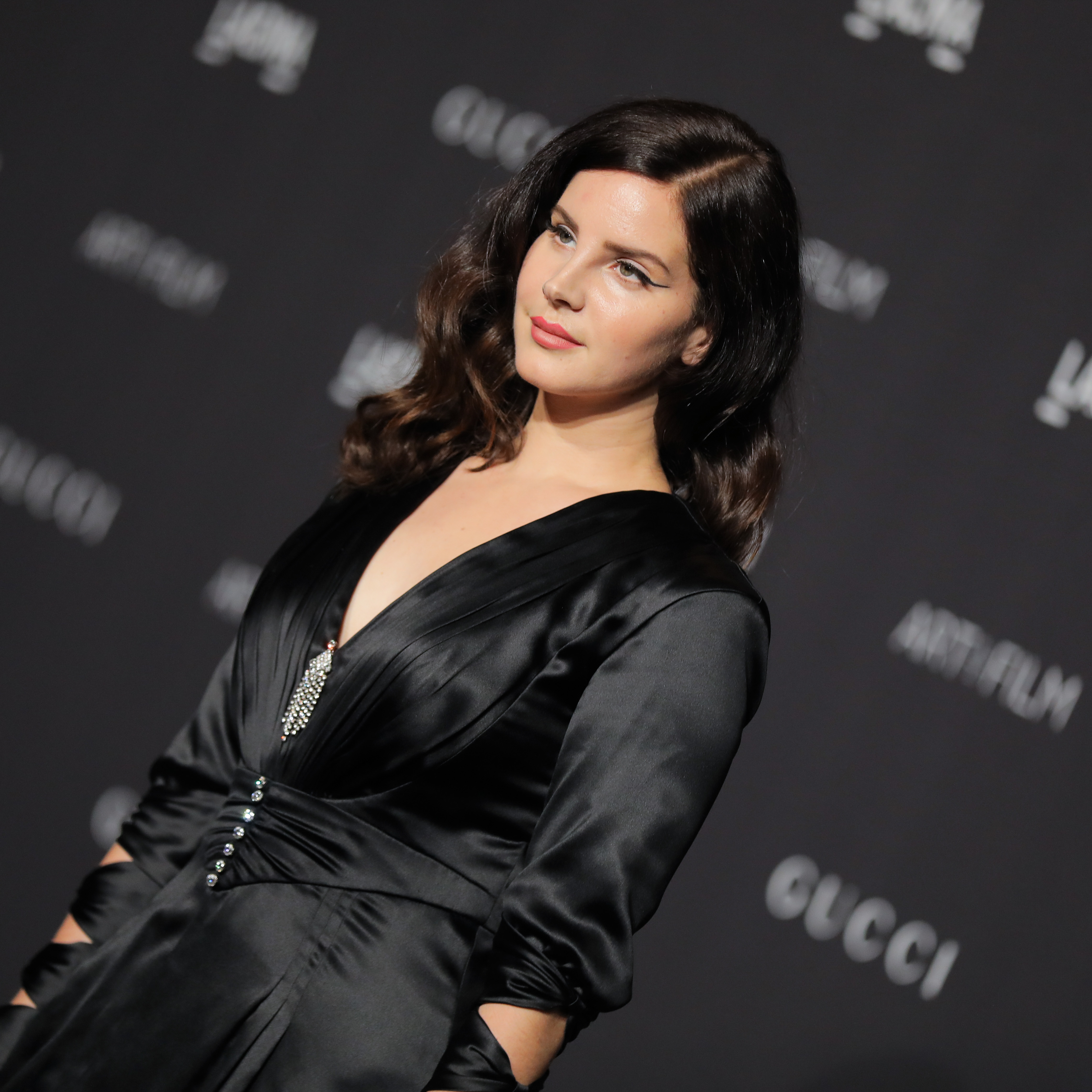Lana Del Rey LACMA: Art and Film Gala, Los Angeles, USA - 03 Nov 2018