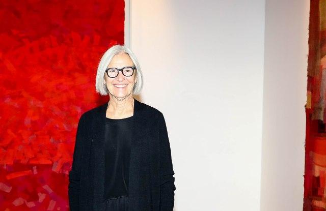 Eileen FisherThe Salon Art and Design, New York, USA - 08 Nov 2018