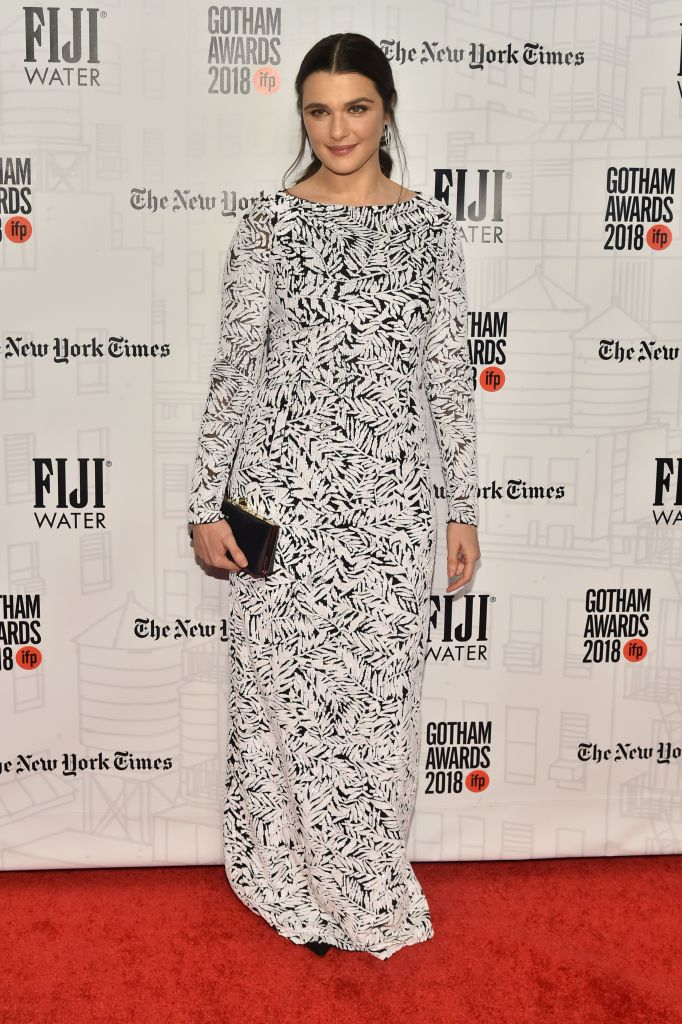 Rachel WeiszIndependent Filmmaker Project's 28th Annual Gotham Awards, Arrivals, New York, USA - 26 Nov 2018 Wearing Michael Kors