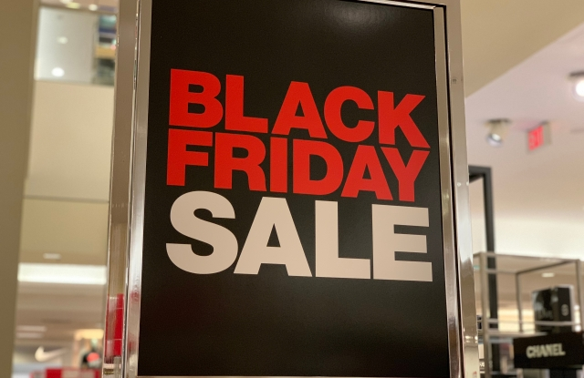 Crowds turned out for Black Friday sales, spurring retailers' ongoing optimism of a strong season.