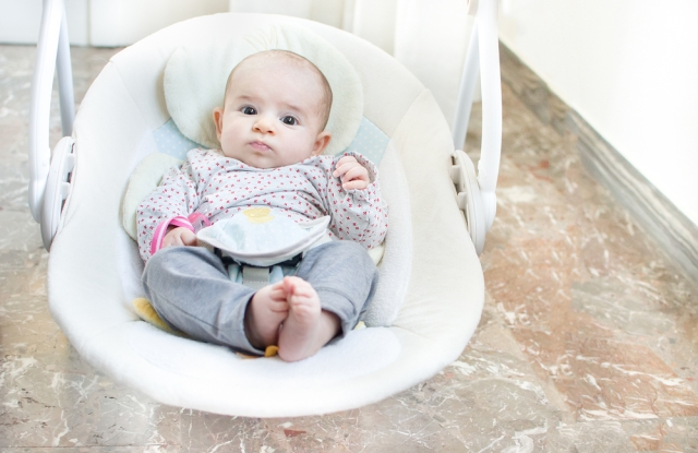 Baby bouncers rank 10th among popular holiday gift items this year, according to Loop Commerce.