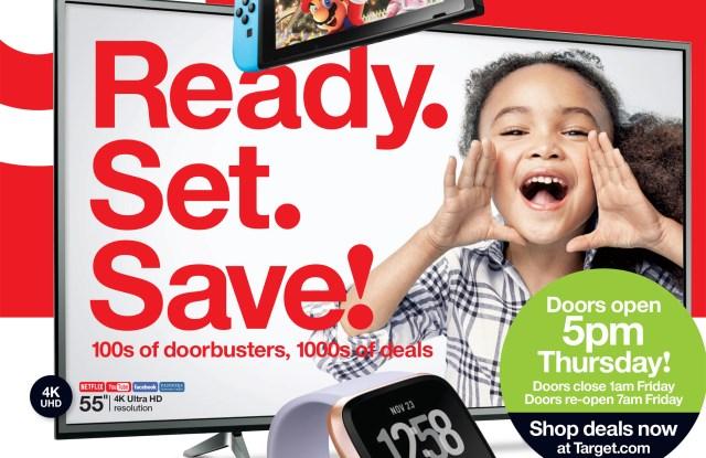 Target Black Friday Ad 2018