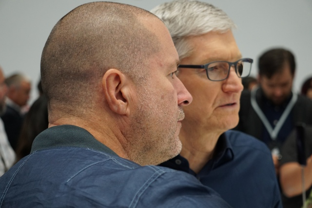 apple jony ive tim cook
